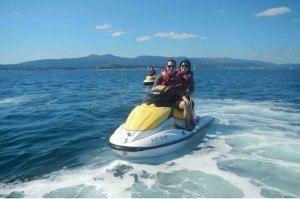 motos de agua - motos en sanxenxo y portonovo