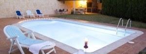 Casas con piscinas y barbacoa
