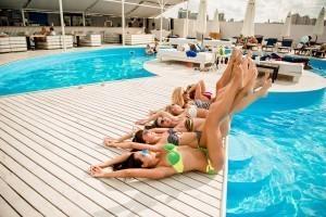 relax - fiesta despedida - fiestas en piscinas