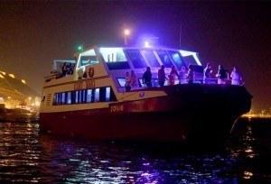 fiestas de noche en barcos