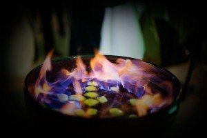 tipida queimada gallega